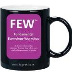 FEW Black Mug