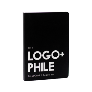 I'm a Logophile Notebook