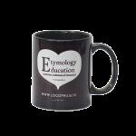 Memorabilia – Logophilia Black Mug