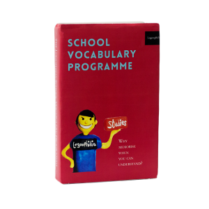 School Vocabulary Programme Book