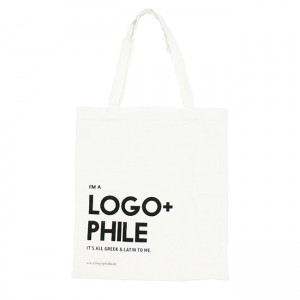 Logophilia Tote