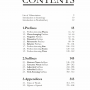 Wordsmithery Book - Contents Page