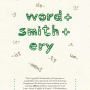 Wordsmithery Cover 5.0 - Front